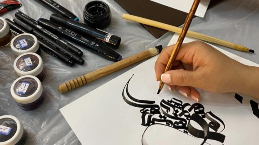 آموزش نقاشی خط